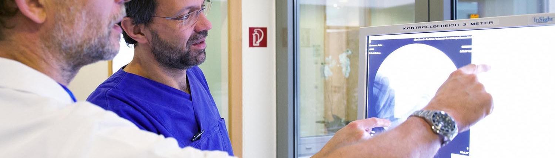 Handchirurgen Dr. Brandt & Dr. Kochhan – Diagnose
