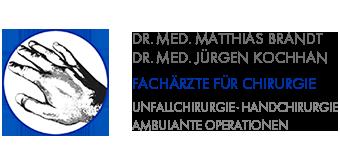 Chirurgische Gemeinschaftspraxis Brandt & Kochhan